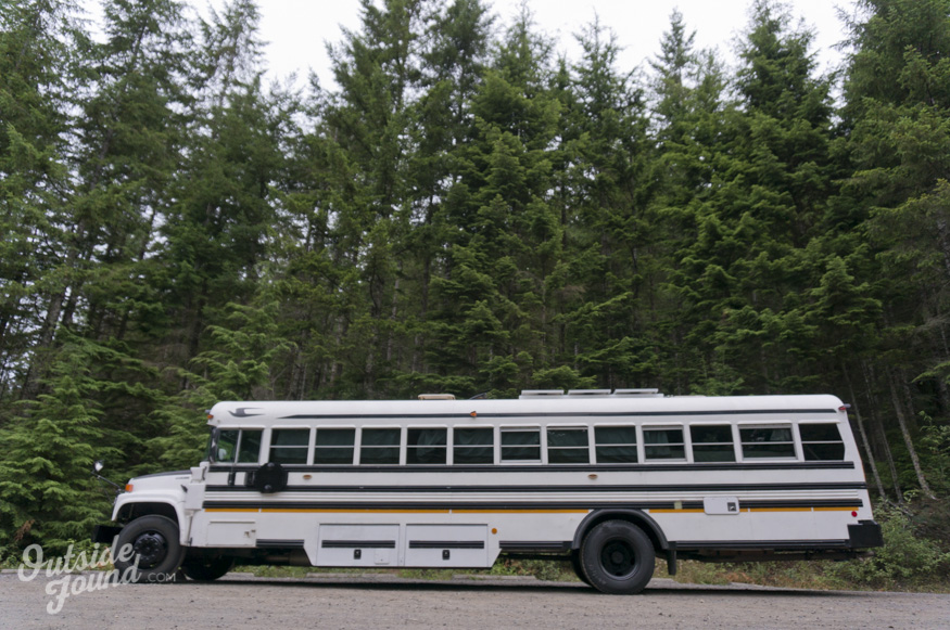 Outside Found Bus Adventure   Tiger Mountain State Forest Issaquah WA